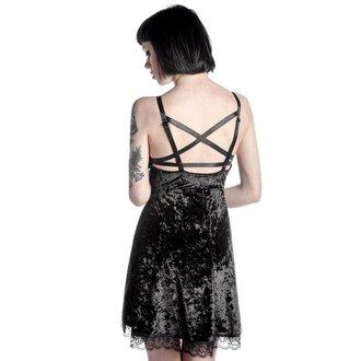 šaty dámské KILLSTAR - Adora - Black, KILLSTAR