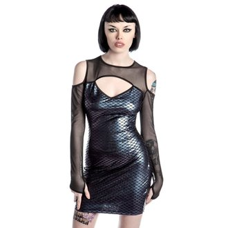 šaty dámské KILLSTAR - Felicity - Black, KILLSTAR