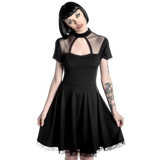 šaty dámské KILLSTAR - Draculana - Black - K-DRS-F-2448