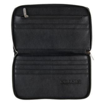 peněženka KILLSTAR - Hexellent - Black