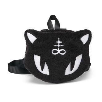 batoh KILLSTAR - Lucipurr Furry - Black