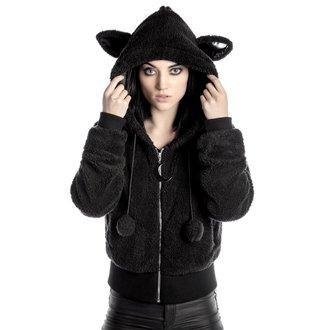 mikina dámská (bunda) KILLSTAR - Satanicat - Black