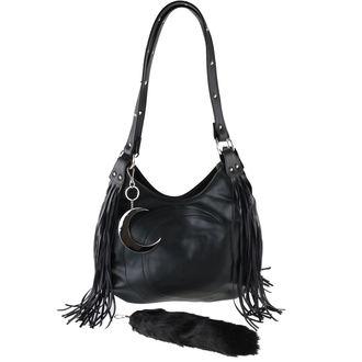 kabelka (taška) KILLSTAR - Janis - Black, KILLSTAR