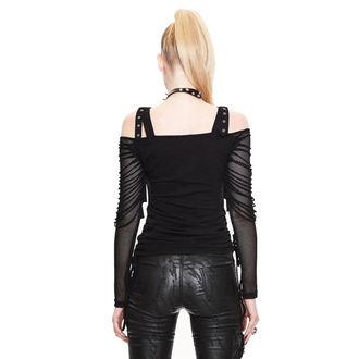 tričko dámské s dlouhým rukávem Devil Fashion - Kraven - DVTT043