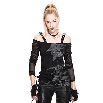 tričko dámské s dlouhým rukávem Devil Fashion - Kraven - TT043