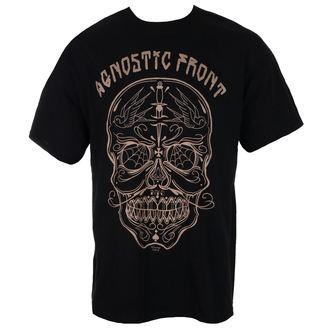 tričko pánské AGNOSTIC FRONT - SUGAR SKULL - RAGEWEAR, RAGEWEAR, Agnostic Front