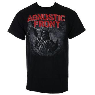 tričko pánské AGNOSTIC FRONT - THE AMERICAN DREAM DIED - Black - RAGEWEAR, RAGEWEAR, Agnostic Front
