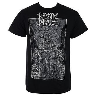 tričko pánské NAPALM DEATH - Manslyer - Black - RAGEWEAR, RAGEWEAR, Napalm Death