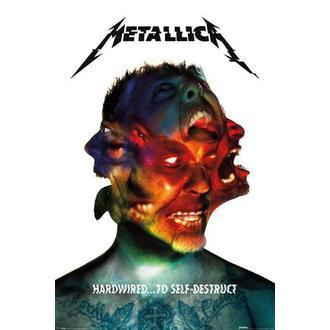 plakát METALLICA - PYRAMID POSTERS, PYRAMID POSTERS, Metallica