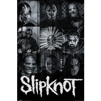 plakát Slipknot - PYRAMID POSTERS - PP33532