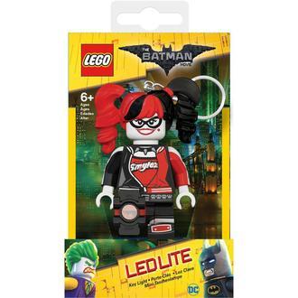 klíčenka (přívěšek) Lego Batman - Harley Quinn