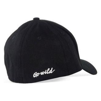 kšiltovka MEATFLY - Trademark - C - Black, MEATFLY