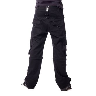 kalhoty pánské VIXXSIN - KILLIAN - 2 WAY BLACK, VIXXSIN