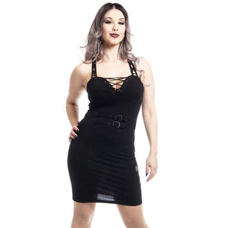 šaty dámské VIXXSIN - RENITA - BLACK - POI406