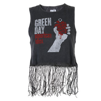 tílko dámské Green Day - American Idiot - ROCK OFF, ROCK OFF, Green Day