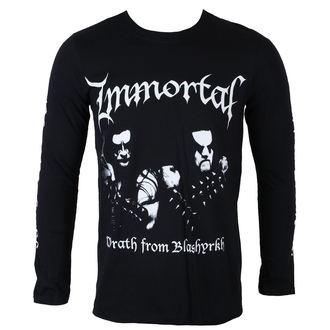 tričko pánské s dlouhým rukávem IMMORTAL - Wrath - NUCLEAR BLAST, NUCLEAR BLAST, Immortal