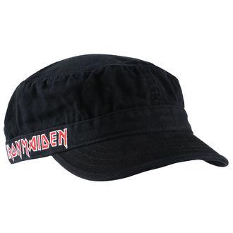 kšiltovka IRON MAIDEN - Logo - NUCLEAR BLAST, NUCLEAR BLAST, Iron Maiden