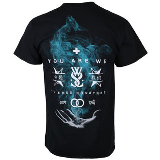 tričko pánské WHILE SHE SLEEPS - You are we - NUCLEAR BLAST, NUCLEAR BLAST, While She Sleeps