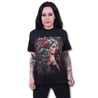 tričko pánské SPIRAL - DEAD TATTOO - Black, SPIRAL