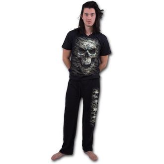 pyžamo pánské SPIRAL - CAMO-SKULL, SPIRAL