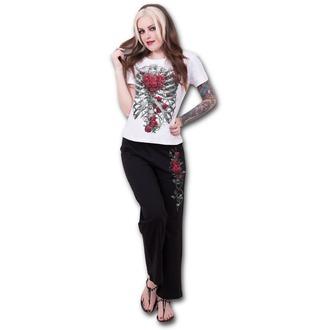pyžamo dámské SPIRAL - ROSE BONES, SPIRAL