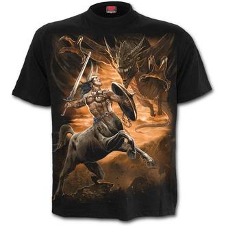tričko pánské SPIRAL - CENTAUR SLAYER - Black, SPIRAL