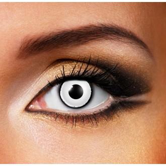 kontaktní čočka WHITE ZOMBIE - EDIT - 81532