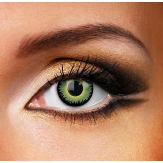 kontaktní čočka GREEN WEREWOLF - EDIT, EDIT