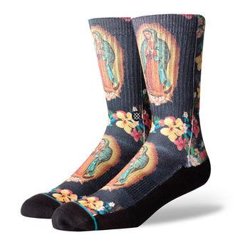 ponožky MADRE SANTA - BLACK - M556A17MAD-BLK