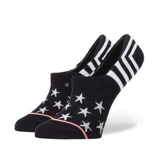 ponožky STANCE HEYOO - 2 BLACK - W115B16HEY-BLK