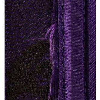 korzet dámský HEARTS AND ROSES - Black Purple - POŠKOZENÝ, HEARTS AND ROSES