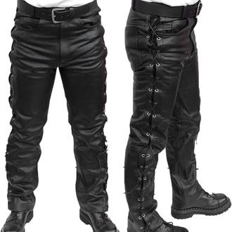 kalhoty kožené pánské MOTOR, MOTOR