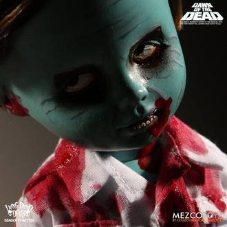 panenka Dawn Of The Dead - Plaid shirt zombie - Living Dead Dolls