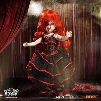 panenka Larmes de sang - Living Dead Dolls, LIVING DEAD DOLLS