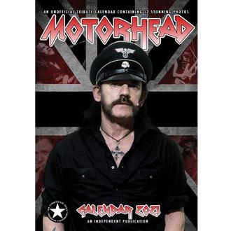 kalendář na rok 2021 - Motörhead, NNM, Motörhead