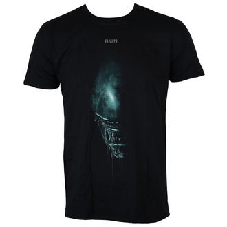 tričko pánské ALIEN - COVENANT - RUN BLACK - LIVE NATION, LIVE NATION, Alien - Vetřelec