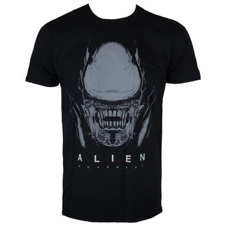 tričko pánské ALIEN - COVENANT - HEAD BLACK - LIVE NATION, LIVE NATION, Alien - Vetřelec