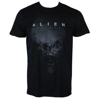 tričko pánské ALIEN - COVENANT - XENO AND LOGO BLACK - LIVE NATION, LIVE NATION, Alien - Vetřelec