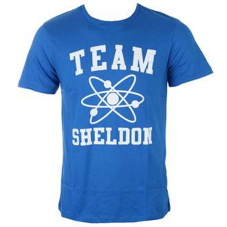 tričko pánské Teorie Velkého Třesku - TEAM SHELDON - LEGEND, LEGEND