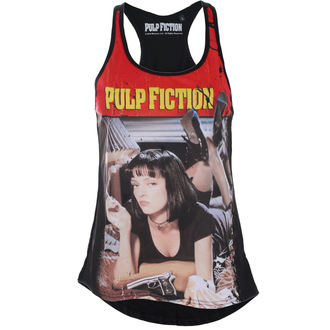 tílko dámské Pulp Fiction - MIA WALLACE PULP - LEGEND - WOPUFIDTK001