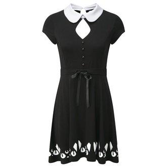 šaty dámské KILLSTAR - Keiko Kitty - Black