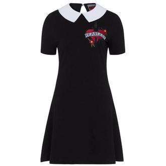šaty dámské JAWBREAKER - Fearless Collar