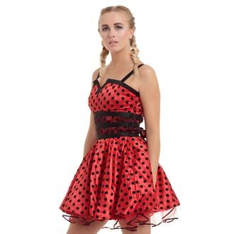 šaty dámské JAWBREAKER - Ladybird Flare, JAWBREAKER