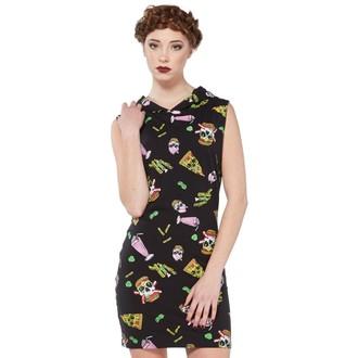 šaty dámské JAWBREAKER - Twisted Fast Food, JAWBREAKER