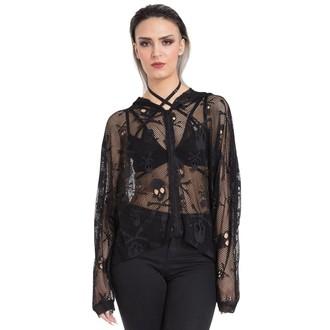 košile dámská JAWBREAKER - Netted Poison - HLA 4051
