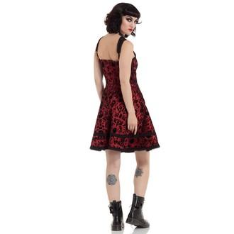 šaty dámské JAWBREAKER - Dark Damask, JAWBREAKER