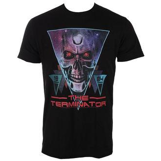 tričko pánské Terminator - SPACE FACE - TER536S