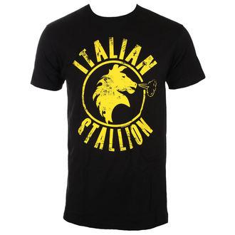 tričko pánské Rocky - Black Stallion, AMERICAN CLASSICS