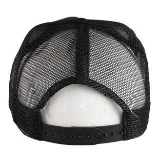 kšiltovka METAL CHICKS DO IT BETTER - Skull - Logo - Black
