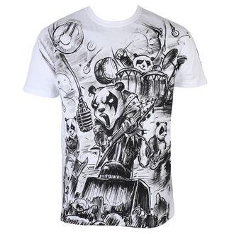 tričko pánské ALISTAR - Metal Pandas - KALIS-033